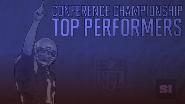Top Performers: Conference Championships IMAGE