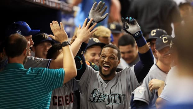 AL prevails over NL in 2017 MLB All-Star Game, Robinson Cano wins MVP - IMAGE