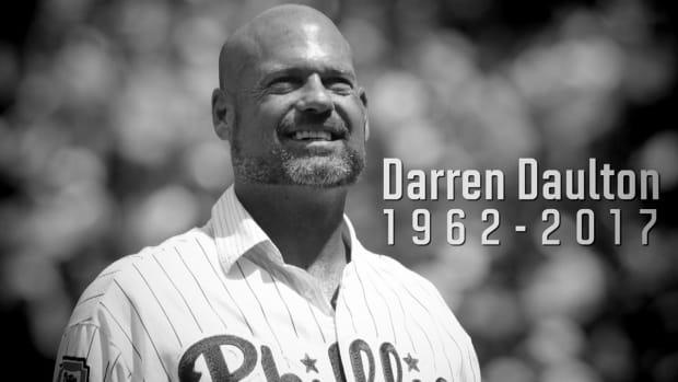 Former Phillies Catcher Darren Daulton Dies At 55 - IMAGE
