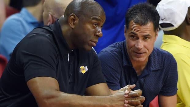 NBA Fines Lakers $500,000 for Violating Anti-Tampering Rule--IMAGE
