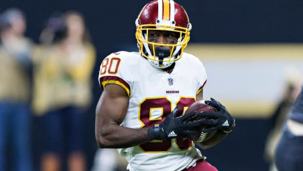 Redskins' Jamison Crowder Heating Up Just in Time for the Fantasy Playoffs - IMAGE