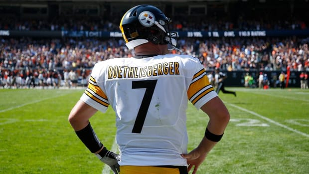 Reason to be Concerned About the Steelers After Loss to Bears? - IMAGE