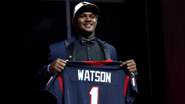 Texans swap with Browns to take Deshaun Watson IMAGE