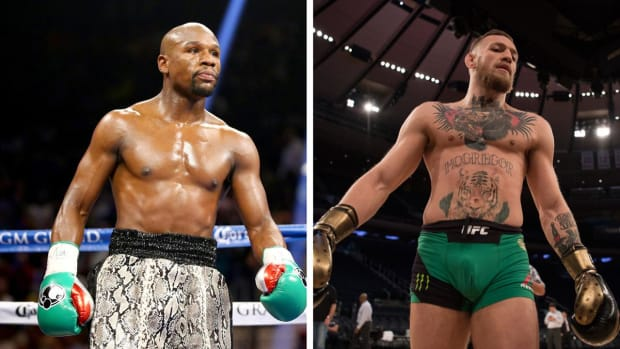 Report: Mayweather Productions target August fight with Conor McGregor - IMAGE