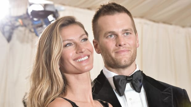 Gisele: Tom Brady had concussion last season - IMAGE