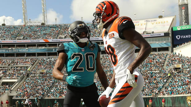 A.J. Green, Jalen Ramsey Will Not Receive Suspensions--IMAGE