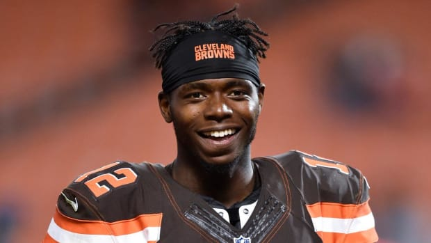 Josh Gordon Reinstatement Still Not Considered By Roger Goodell - IMAGE