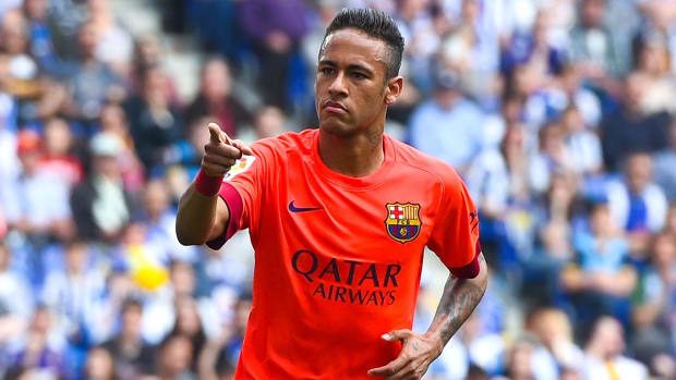La Liga Rejects $262 Million Buyout Clause for Neymar--IMAGE