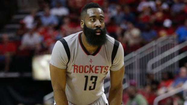 James Harden makes NBA history with milestone - IMAGE