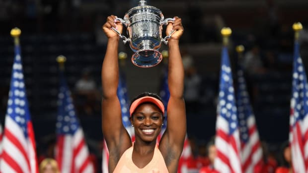 Sloane Stephens Wins 2017 U.S. Open--IMAGE