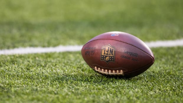 NFL Network Executive Resigns Amid Harassment Scandal--IMAGE