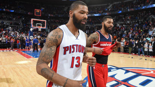 Marcus and Markieff Morris Acquitted of Assault Charges--IMAGE