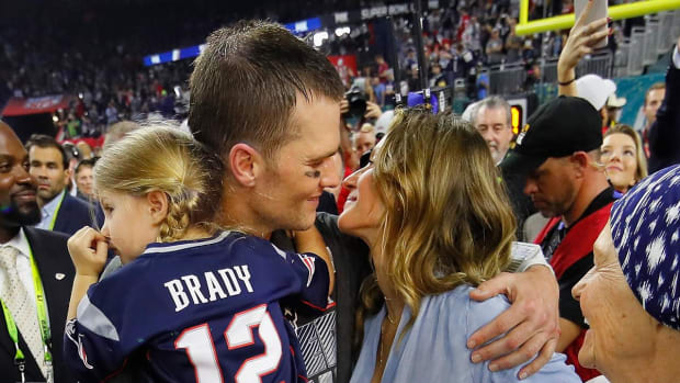 Tom Brady after Gisele pleaded with him to retire: 'Too bad, babe' - IMAGE