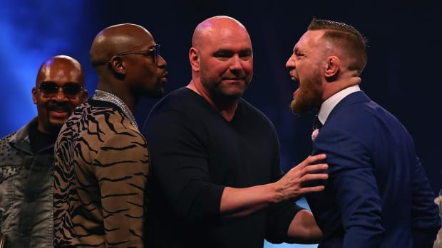 UFC Starts Refunds For Mayweather-McGregor Fight - IMAGE
