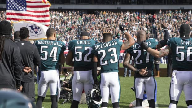 Report: NFL Pledges $89 Million to Address Social Justice Issues--IMAGE