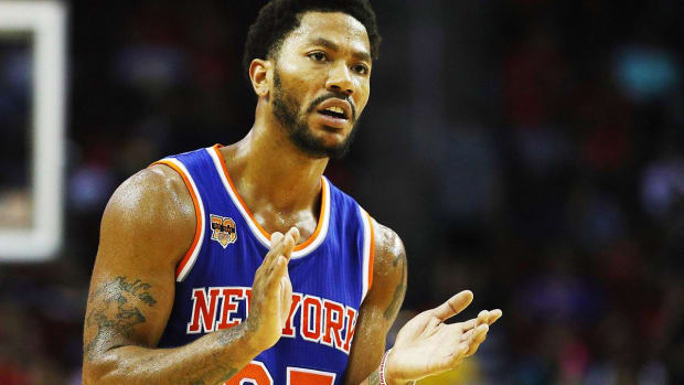 Report: Derrick Rose to Meet With Cavaliers IMAGE