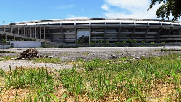 Abandoned Rio Olympics facilities in disrepair less than 6 months after games end