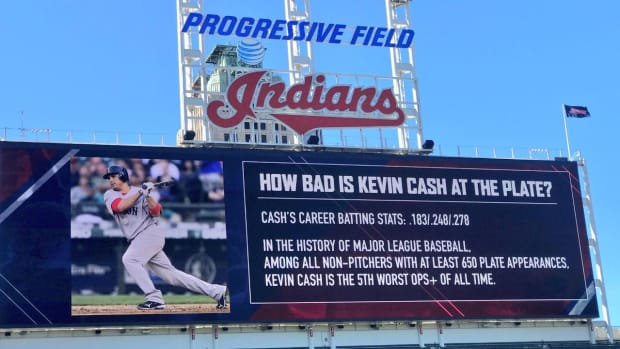 Terry Francona trolls friend, Rays manager Kevin Cash--IMAGE