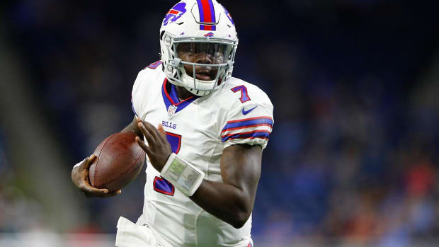 Bills Trade QB Cardale Jones to Chargers For Late Draft Pick - IMAGE