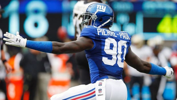 Jason Pierre-Paul signs long-term deal with Giants - IMAGE