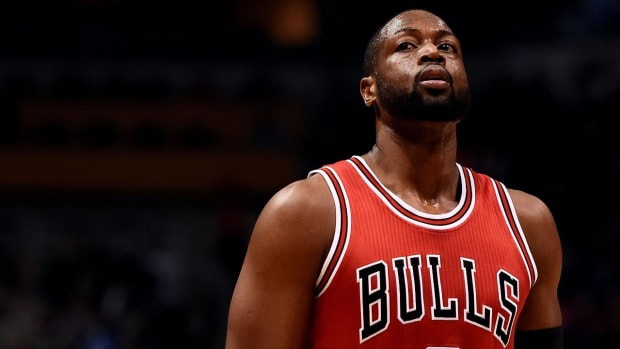 "Report: Dwyane Wade to Reach Buyout Agreement With Bulls in ""Next Few Months"" - IMAGE"
