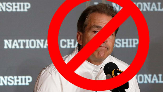 Louisiana high school coach says Alabama not welcome on his campus - IMAGE