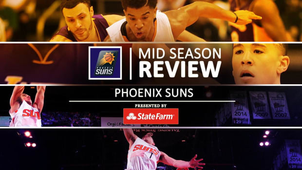 NBA Midseason Review - Phoenix Suns IMG