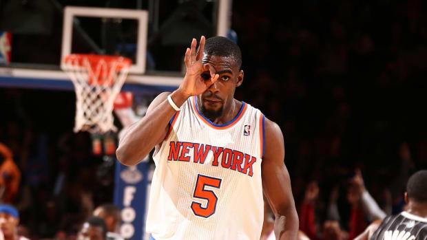 Knicks sign Tim Hardaway Jr. to four-year, $71 million offer sheet - IMAGE