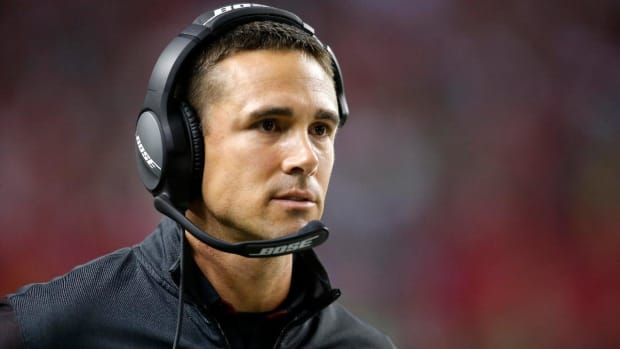 Report: Niners offering coaching job to Falcons' Kyle Shanahan - IMAGE