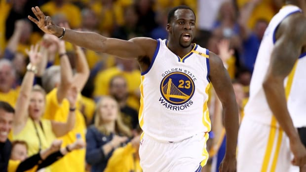 Warriors All-Star Draymond Green Being Sued for Alleged Assault, Battery - IMAGE