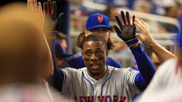 Curtis Granderson sets Mets franchise record with another leadoff home run - IMAGE