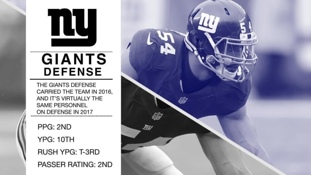 2017 New York Giants Preview--IMAGE