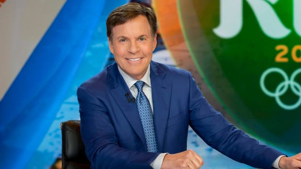 Costas steps down as NBC Olympics host; Tirico named replacement - IMAGE