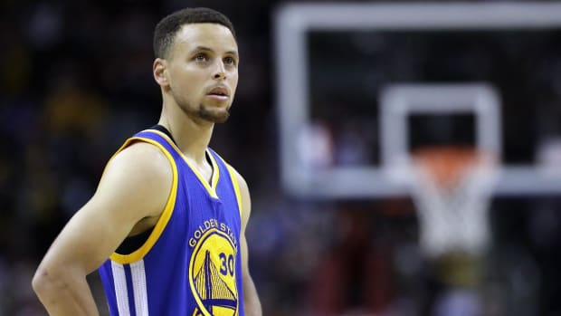 Steph Curry Says He'll Vote No on Potential White House Visit--IMAGE