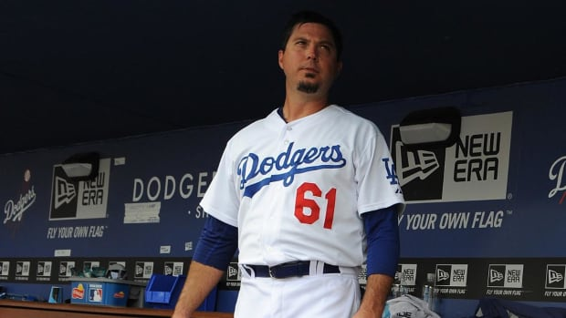 Report: Former MLB Pitcher Josh Beckett Arrested For Public Intoxication--IMAGE