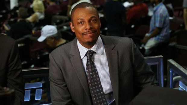 Media Circus: Look for Paul Pierce to join ESPN--IMAGE