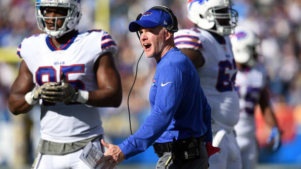 Will Offensive Struggles By Defensive-Minded Head Coaches Affect the 2018 Coaching Search?  - IMAGE