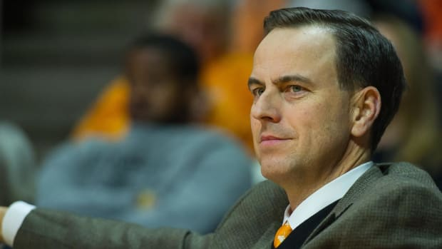 Tennessee Fires Athletic Director John Currie - IMAGE