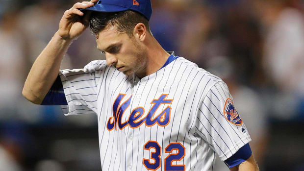 Report: Mets Pitcher Steven Matz May Need Elbow Surgery - IMAGE