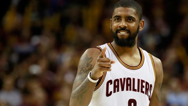 Report: Cavs, Celtics Agree on Trade Involving Kyrie Irving, Isaiah Thomas - IMAGE