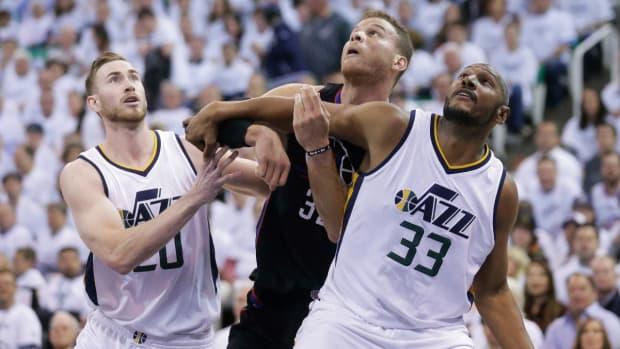 Blake Griffin to miss remainder of 2017 playoffs--IMAGE