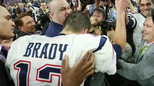 Tom Brady's missing Super Bowl jersey found - IMAGE