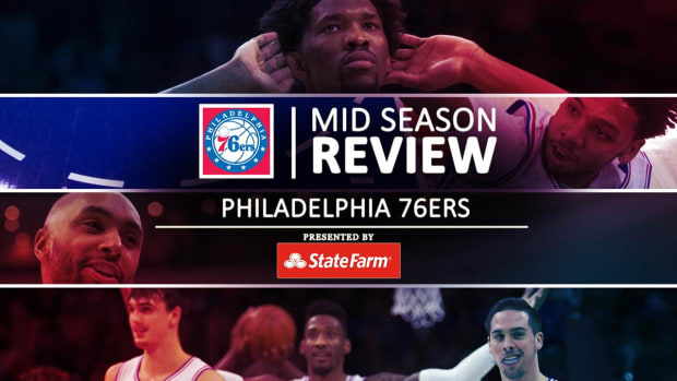 NBA Midseason Review - Philadelphia 76ers IMG