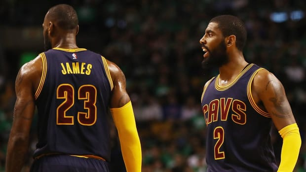 Why do NBA stars want to leave winning situations? IMG