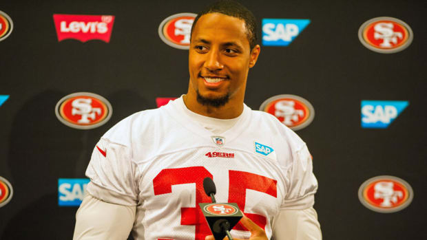 What Eric Reid Meant When He Said 'The Anthem Thing Went So Sideways'