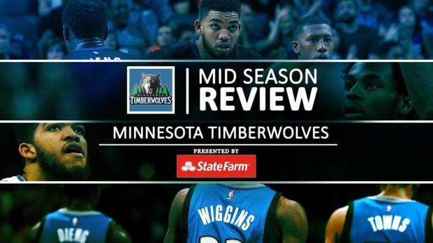 NBA Midseason Review - Minnesota Timberwolves IMG