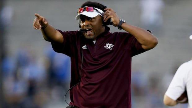 Texas A&M Regents Member Wants Kevin Sumlin Fired IMAGE