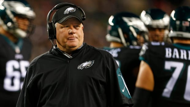 Report: Chip Kelly Out Of Running For Florida Job--IMAGE