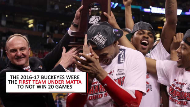 Thad Matta out as head coach at Ohio State after 13 years - IMAGE