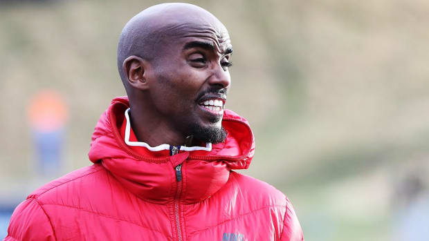 Mo Farah: Trump's immigration policy 'made me an alien' - IMAGE